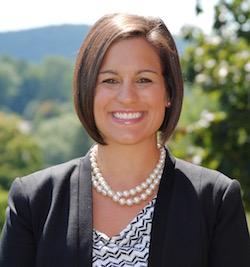 Carissa Mastroianni, Dean of Student Life