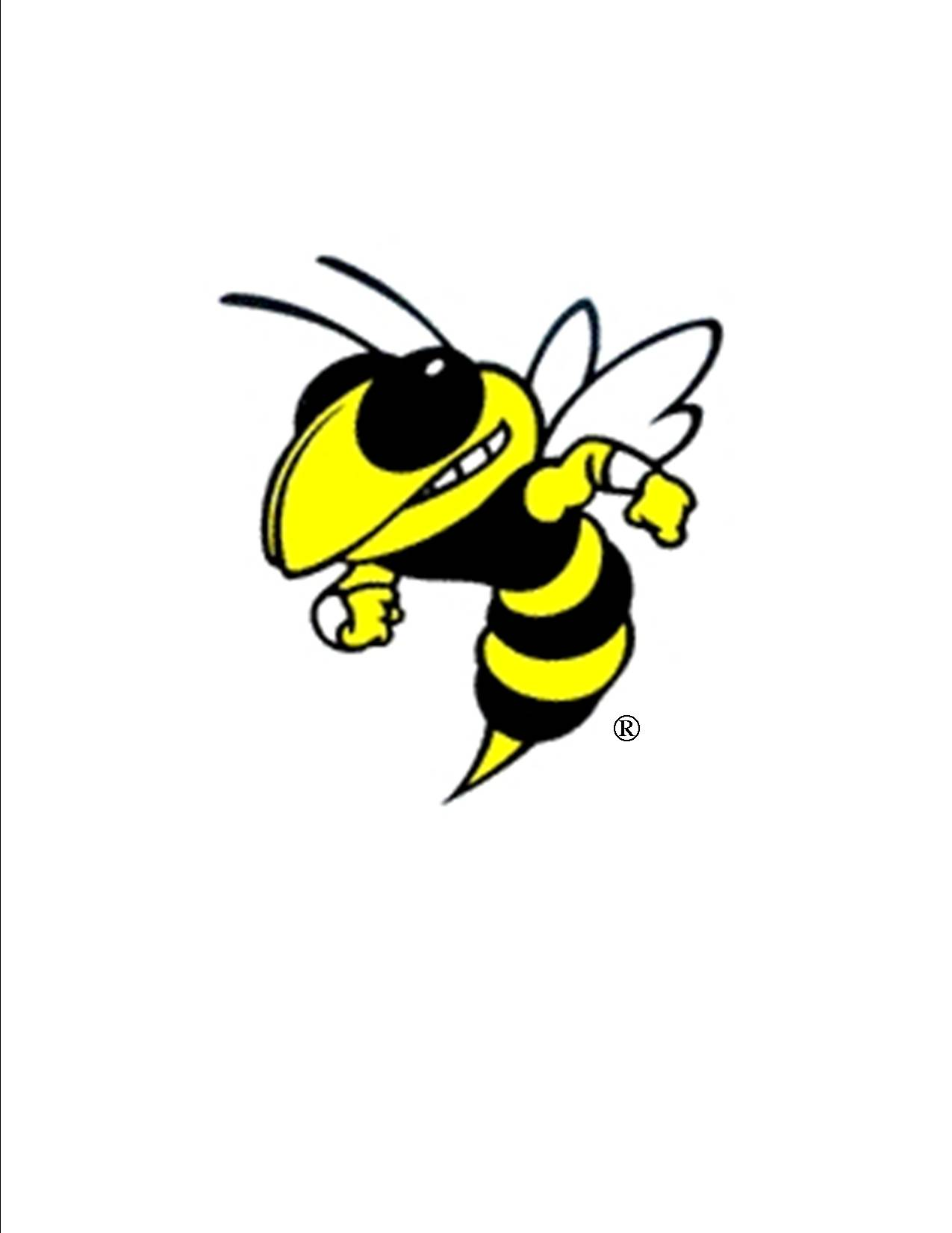 Gilbert Yellowjacket logo